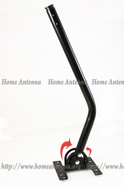 tv antenna pole