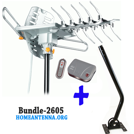 HD Outdoor TV Antenna 2605